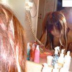 これは強烈やな~www素人カップルがラブホの鏡の前でチンポ挿れたまま撮影したエロ画像が抜けすぎるwww