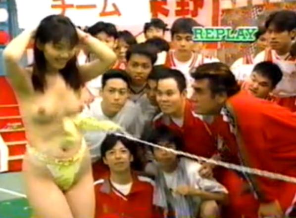 【TVおっぱいエロ画像】昭和という時代がいかに素晴らしかったかテレビのキャプ画を見て振り返ろうずwww その2